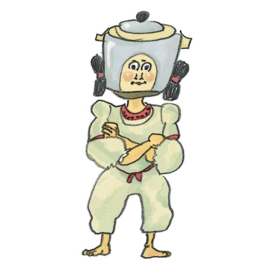 ごはん炊けるノミコト